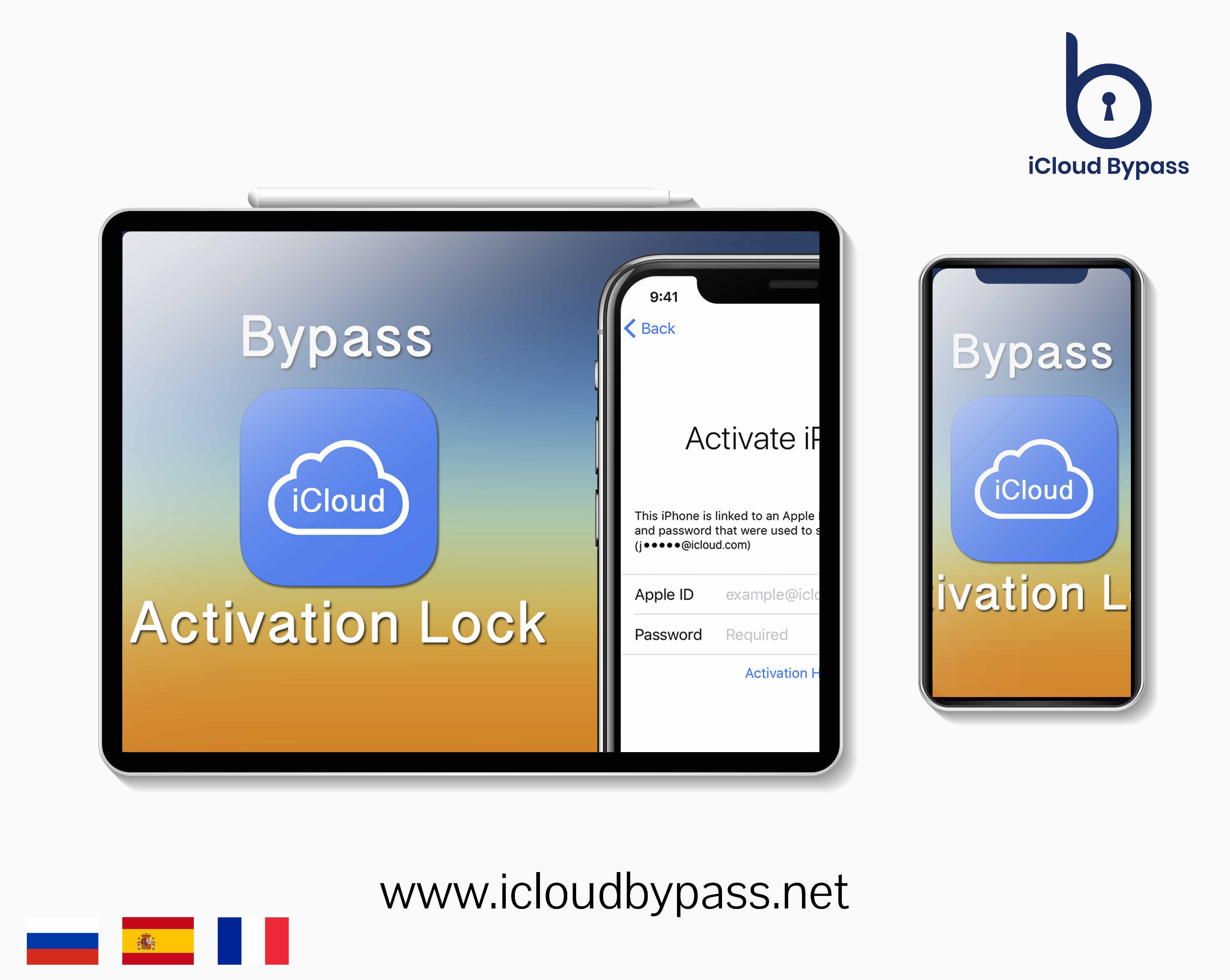iCloud Bypass Activation